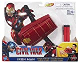 Capitan America - Armatura Base Civil War, Modelli Assortiti
