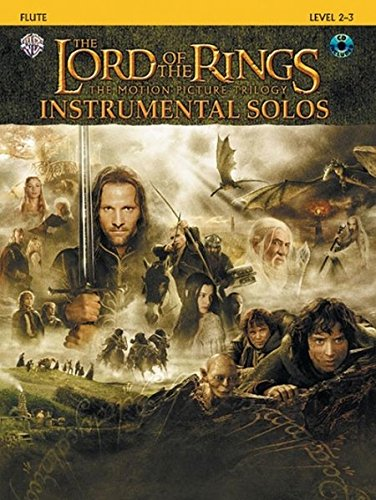Lord of the Rings Instrumental Solos: Flute (The Lord of the Rings; the Motion Picture Trilogy)