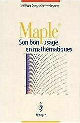 Maple : Son bon usage en mathématiques