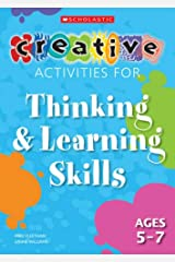Thinking and Learning Skills Ages 5-7 (Creative Activities For...) Paperback