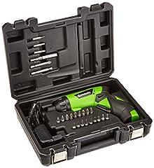 Idea Regalo - Kawasaki 603010121 - Trapano e avvitatore, a batteria