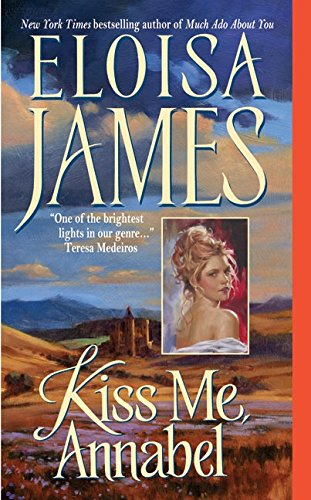 Kiss Me, Annabel (Essex Sisters, Band 2)