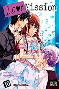 Love Mission Edition simple Tome 10