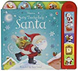 Noisy Touchy-feely Santa (Usborne Touchy-Feely Books)