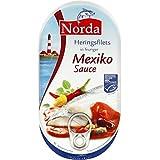 Norda Heringsfilets, zarte Fisch-Filets Mexiko, MSC zertifiziert, 200 g