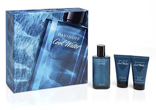 Davidoff Cool Water homme / men, Geschenkset, 1er Pack (1 x 140 ml)