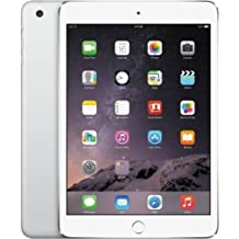 Apple iPad Mini 3 64GB Wi-Fi - Silver (Refurbished)
