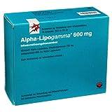 ALPHA LIPOGAMMA 600 Inf.Lsg. 240 ml Infusionslösungskonzentrat