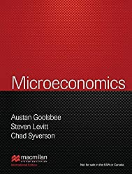 Microeconomics (Internatonal Edition)