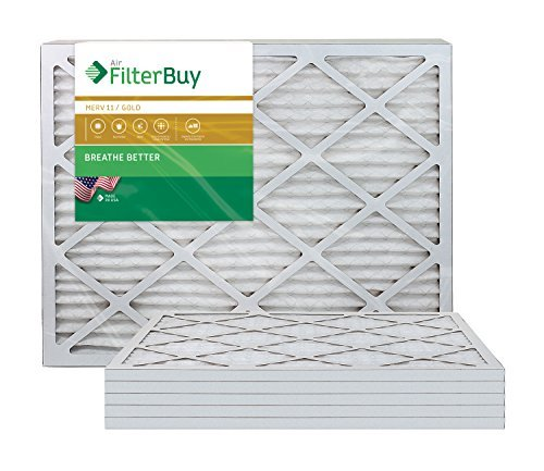 Ofen Filter/Air Filter-AFB Gold Merv 11(6Pack) (Ofen-filter 20x23x1)