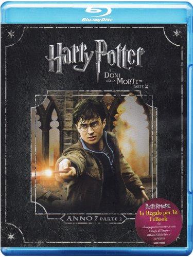 Preisvergleich Produktbild Harry Potter e i doni della morte - Parte 2 (+Ebook) [Blu-ray] [IT Import]