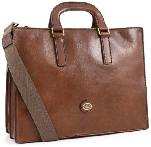 The Bridge Story Uomo Briefcase 064269-01-14