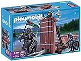 Playmobil - Carro de asalto con Caballeros del Halcón, set de juego...