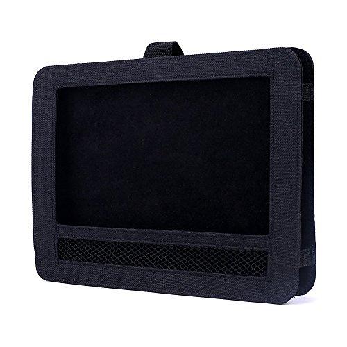 NAVISKAUTO 10-10,5 Zoll Auto KFZ Kopfstützenhalterung Kopfstütze Halterung Gehäuse für Tragbarer DVD Player Spieler Kopfstützenmonitor Monitor PD1001 (Nicht für Player PD1002W und CH1014B von Naviskauto)