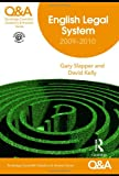 Q&A English Legal System 2009-2010 (Questions and Answers)