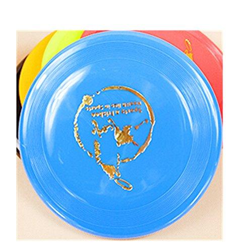 nde Frisbee Flying Disc Spielzeug zufällige Farbe (Flying Disc Spielzeug)