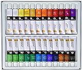 Royal & Langnickel - Témperas (12 ml, 24 unidades), multicolor