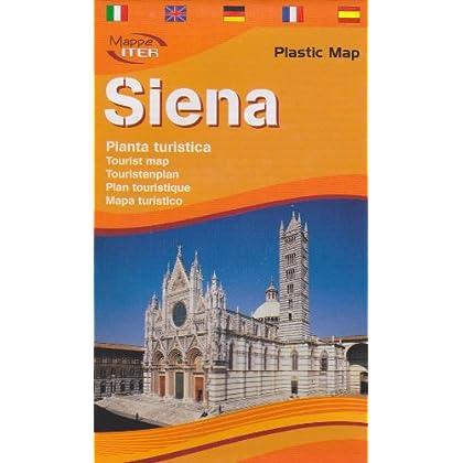 Siena. Pianta Turistica 1:5.000