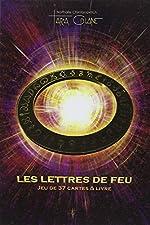 Les Lettres de Feu - Jeu de 37 cartes & livre de Nathalie Chintanavitch