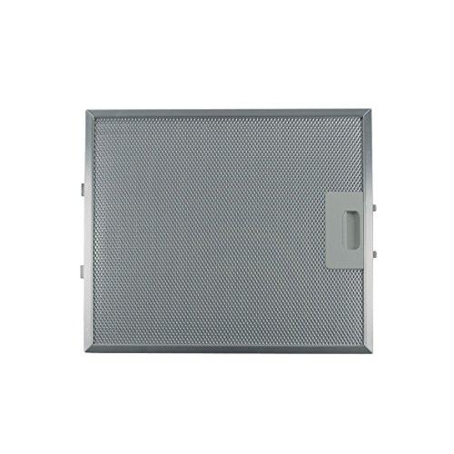 Bauknecht Whirlpool 481248088054 ORIGINAL Metallfettfilter Fettfilter Filter Metallfilter eckig Dunstabzugshaube