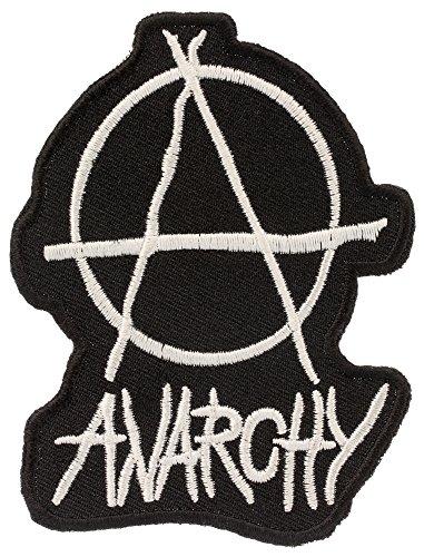 Toppa termoadesiva Anarchy