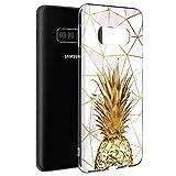 Pnakqil Coque Samsung Galaxy S6 Edge Plus, Etui en Silicone 3d Transparente avec...