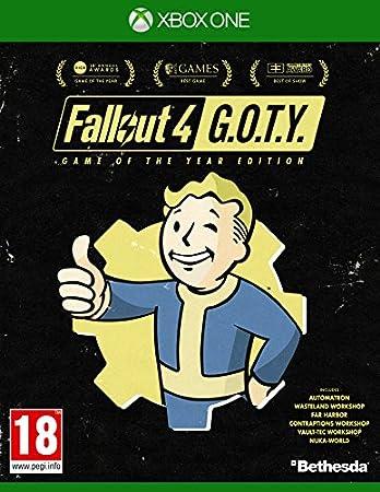 Fallout 4 GOTY - Xbox One [Importación inglesa]