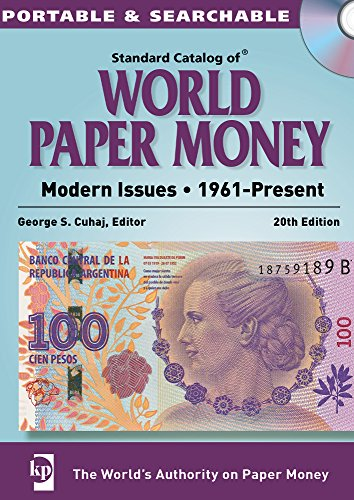 Standard Catalog of World Paper Money: Modern Issues -1961-Present