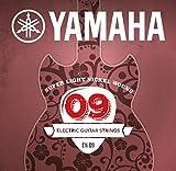 Yamaha EN09 Cordes pour Guitare électrique Acier