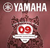 Yamaha EN 09 Corde per Chitarra Elettrica, Super Light