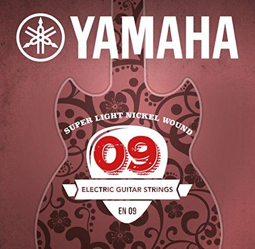 Yamaha EN 09 Set of Electric Gui...