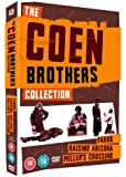 The Coen Brothers Collection - Fargo/Raising Arizona/Miller's Crossing [DVD]