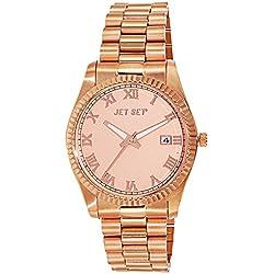 Jet Set Women's Watch Beverly Hills rose gold/rosé J7056R-022