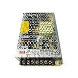 Kingled - Mean Well Netzteil 150 W 12 V 12,5 Amper, Meanwell Konstantstrom, Typ lrs-150 - 12 Enclosed Switching, nicht wasserdicht IP20, Trafo AC 220 V bis DC 12 V, kompatibel mit Strip LED, Cod. 1986