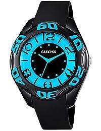 Calypso K5622/2 k5622-2 - Reloj unisex color negro