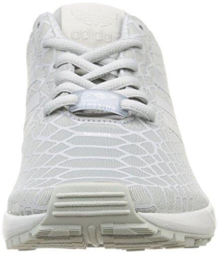 adidas ZX Flux Techfit Herren Sneakers Grau yegYTtXVy