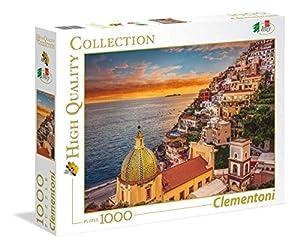 Clementoni 39451 - Rompecabezas (Rompecabezas para Suelo, Ciudad, Niños y Adultos, 14 año(s), 99 año(s), Multicolor)