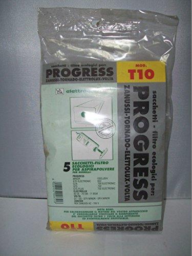 t10-confezione-da-5-sacchi-filtro-per-progress-minor-gte-electronic-gta-gts-gts-plus-electrolux-80-s