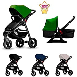 Star Ibaby All Road - Cochecito de bebe, color Sand