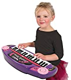 Smoby toys-510201-Chica Vampiro, Tastiera musicale