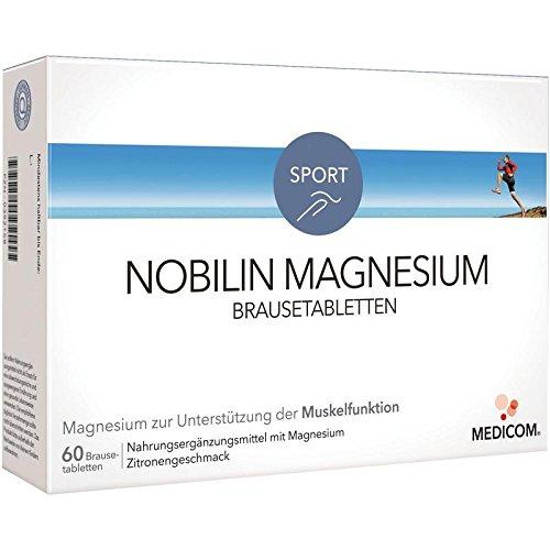 NOBILIN Magnesium Brausetabletten 60 St