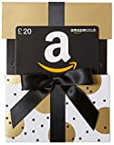Amazon.co.uk Gift Card - Reveal - £20 (Gold)