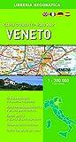 Carta Stradale Veneto 1: 200 000