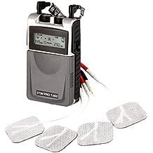 Electroestimulador digital tens. stim-pro t-800. Alivio del dolor y masaje. 11 modos