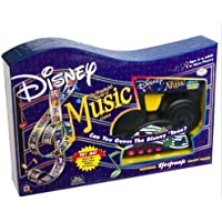 Disney: The Wonderful World of Music Game by Mattel