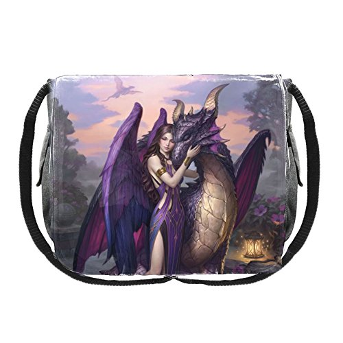 Nemisis Now Dragon Sanctuary - Bolso Bandolera (40 cm)