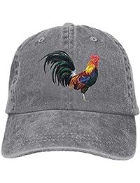 Bgejkos Unisex The Reality Rster Funny Logo Verano Moda Algodón Gorra de  béisbol Ajustable Sombreros de 54fb7104a77