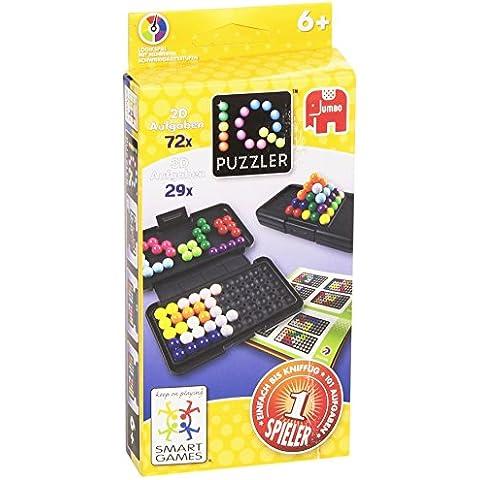 Smart Games - SG LP 101 Gioco di riflessione e di logica, IQ Puzzle a 3D [Importato da Francia]