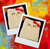 Strickanleitung Katzen Tablet Tasche 10-12 Zoll- auch für Anfänger: Schritt für Schritt Anleitung