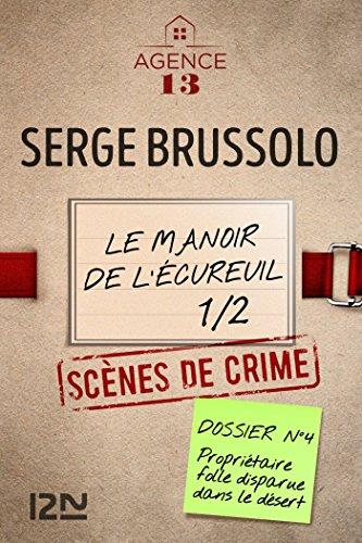 Le manoir de l'écureuil de Serge Brussolo